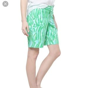 The Lilly Pulitzer chipper shorts